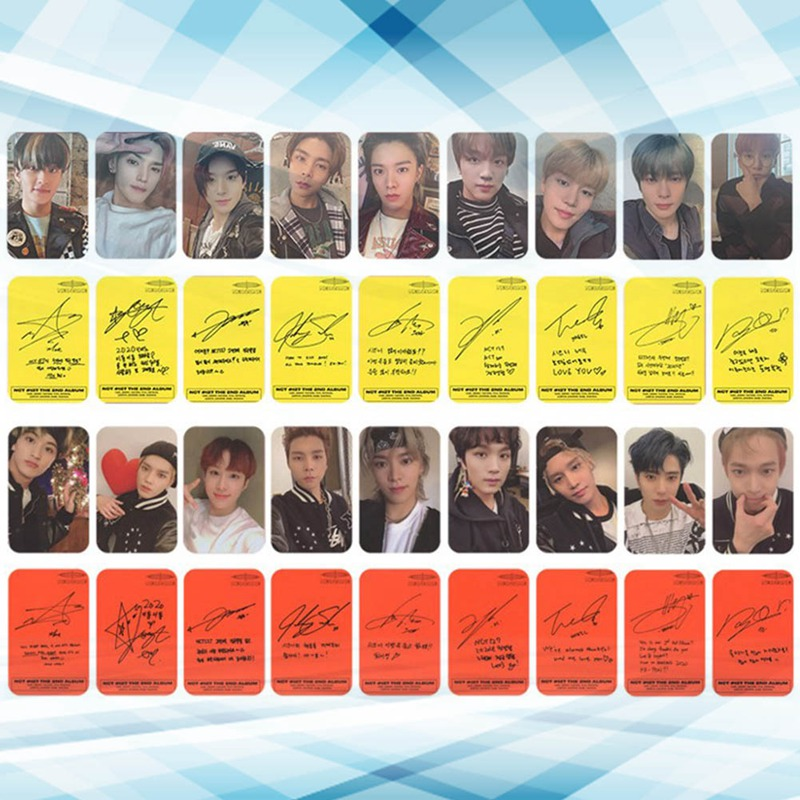 NCT 127 New Album Photocards