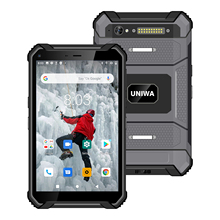 Android 10.0 Mobile Phone UNIWA T83 8 inch Rugged Tablet 6 RAM 128GB ROM Dual SIM Card 4G Network 12000mAh Battery With NFC