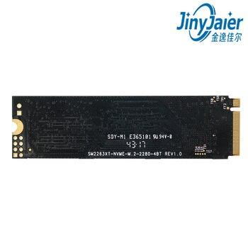 JinyJaier M2 SSD NVME 2280 disco Interno Solid State Drive per il computer portatile netbook M.2 PCIE SSD
