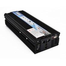 Auto Omvormer 12V 220V 2000W Omvormer Dc Naar Ac 12V Naar 220V Auto Voltage converter Met Usb Car Charger Voor Iphone 6 7 8 X Xr