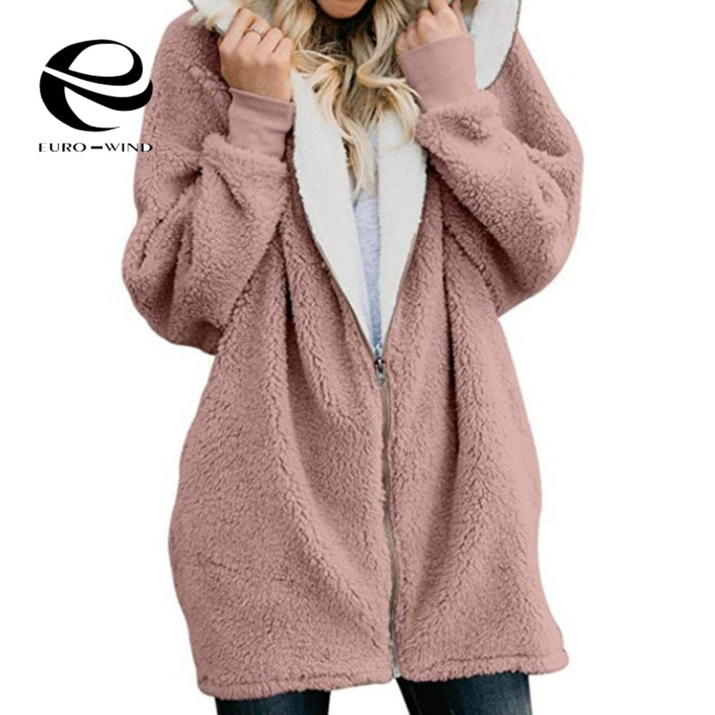11 Colors Plus Size 5XL Hoodie 2019 New Autumn Winte Women Casual Long Zipper Thicken Hooded Jacket Hoodies Sweatshirt Hoodies