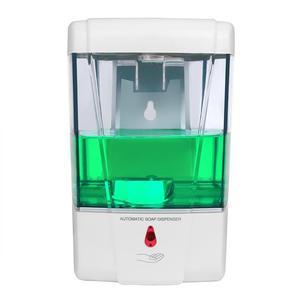 Image 5 - Distributore di sapone liquido da 700ml sensore IR a parete distributore di sapone automatico pompa per lozione di sapone da cucina senza contatto per cucina bagno