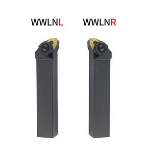 Image 5 - 1PC WWLNR2020 WWLNR2525 WWLNR3232 ผู้ถือเครื่องมือหมุนภายนอกWNMGคาร์ไบด์WWLNRเครื่องกลึงบาร์CNCตัดชุดเครื่องมือ