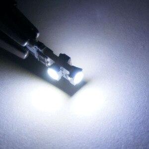 Image 3 - KTSCAR 1000 Chiếc Xe Hơi Tự Động Đèn LED T5 3 Đèn Led Smd 3528 Wedge LED Ánh Sáng Đèn 3SMD Nhạc Cụ Đèn Bảng Điều Khiển cảnh Báo Chỉ Số 12V
