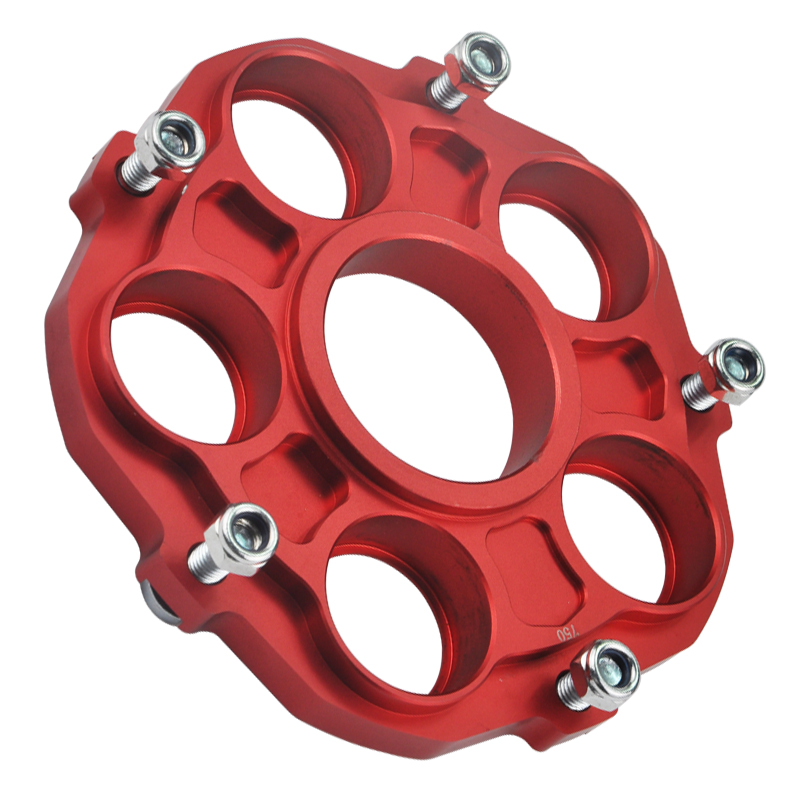 Motorcycle Parts Sprocket and Carrier adapter for Ducati 748 795 796 800 820 821 848 916 996 998 1000 1100 Monster Hypermotard-in Sprockets from Automobiles & Motorcycles    3