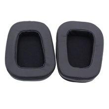 Oreillettes de remplacement pour casque de jeu G933 G633, coussinets