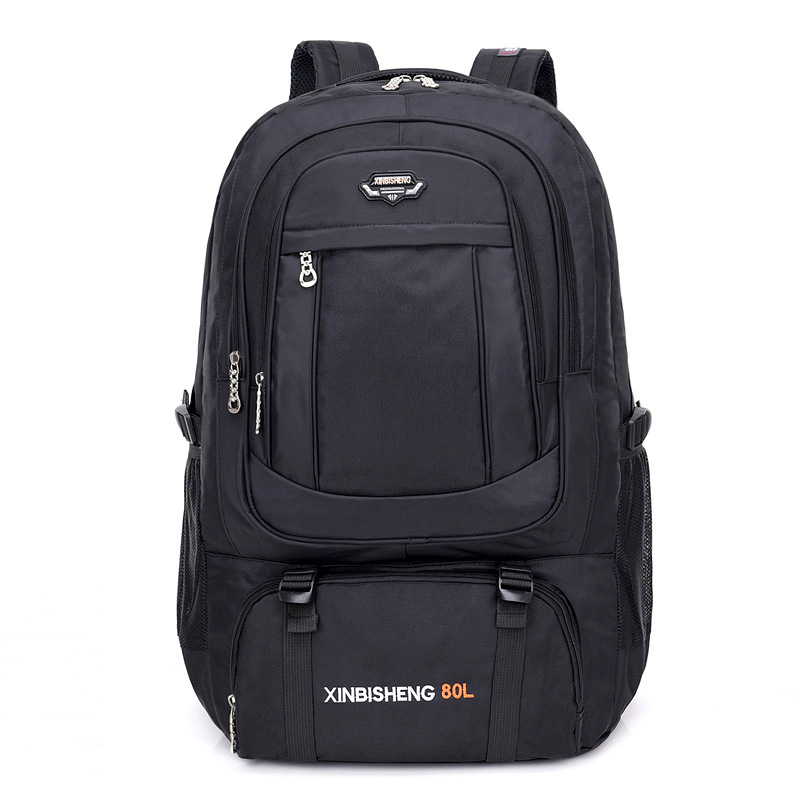 Cross Border For New Style Large Capacity Waterproof Mountaineering Bag Outdoor Sports Backpack Hiking Travel Duffel Bag