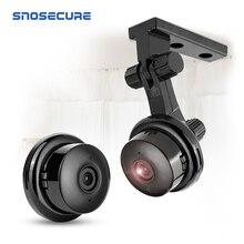 SNOSECURE Mini Full HD 1080P камера, профессиональная беспроводная Wi Fi камера для домашней безопасности, видеокамера, монитор, камера ночного видения
