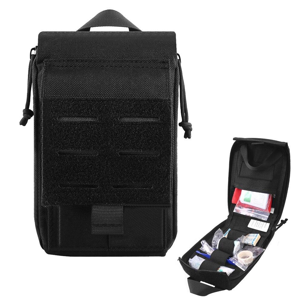 1000D тактическая сумка первой помощи тактический Molle медицинская сумка для путешествий походный набор для выживания сумка охотничий аварийн...