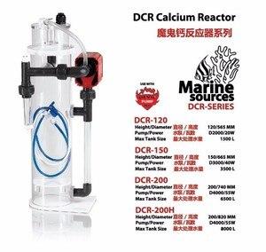 Image 3 - Reator de calcio para aquário, reator DCR 120 DCR 150 DCR 200 para tanque de água salgada coral de peixe marinho