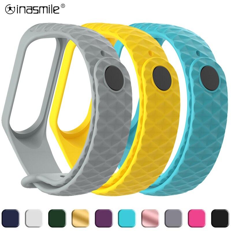 Fabulous Wrist Strap For Mi Band 4 Smart Correa Bracelet Xiao Mi  Wristband Replacement For Xiaomi Mi Band 3 Band Strap
