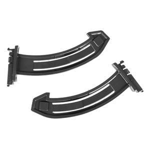 Image 2 - 5114275 93176476 Holding Bracket Mount Glove Box Frame Set for Opel Astra G From 1998 2009