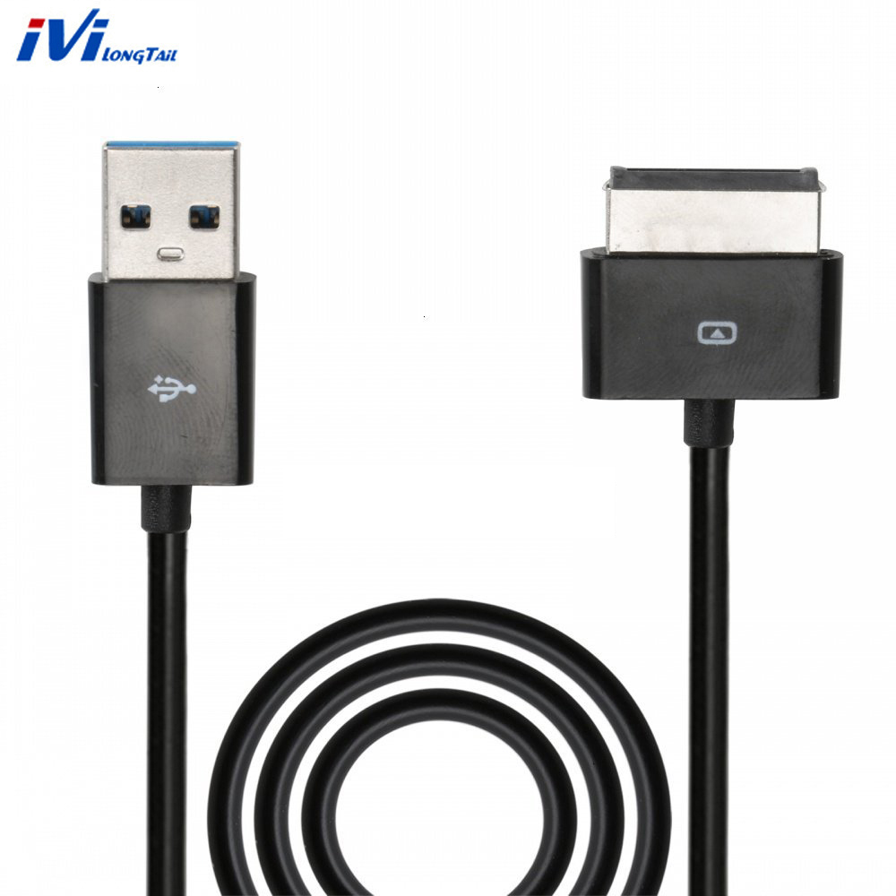 USB Data Sync Charger Cable USB3.0 To 40pin Charger Data For Asus Eee Pad TF101 201 300 700 701 Tablet Ordering Post Pos System