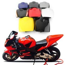 Sport Motorcycle Rear Passenger Cowl Pillion Seat Fairing Cover Protection For Honda CBR954RR CBR 954RR 954 RR 2002 2003