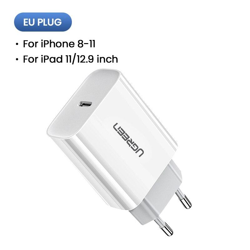 EU Plug 18W