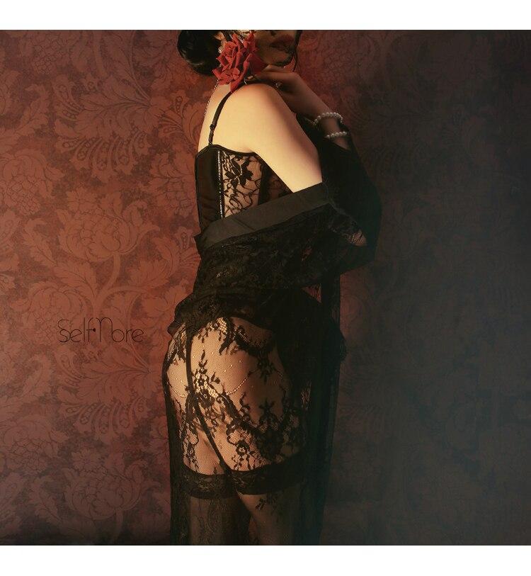 Corset Bustier sexy dentelle