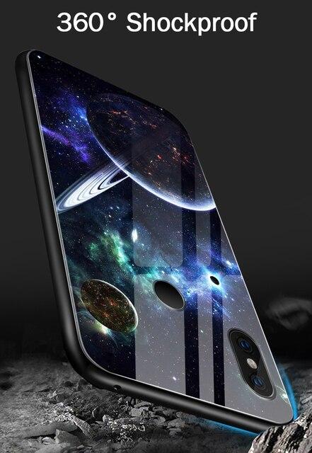 Boîtier En Verre trempé pour Samsung Galaxy J4 A8 A9 A10 A20 A30 A40 A50 A70 A80 A90 S8 S9 S10 Plus Sacs Ville mots du dictionnaire des citations