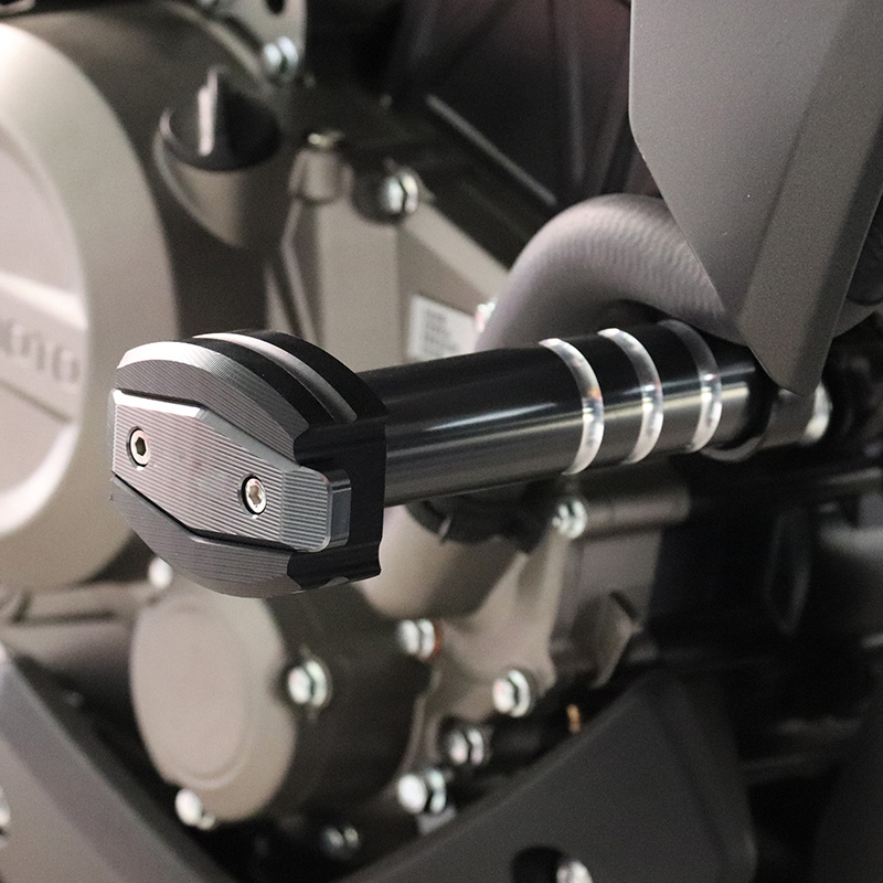 For CFMOTO 250NK 150NK 400NK 650NK CF400NK CF650NK 400 650 NK400 NK650 Frame Sliders Protector Motorcycle Falling Protection