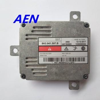 Oryginalna OEM ksenonowe D3S D3R D4S D4R statecznik HID jednostka sterująca ECU dla audi A3 S3 A6 S6 Q5 Q7 8K0941597B tanie i dobre opinie Balast 8K0941597B 8K0 941 597 B 8K0941597 4300 k used