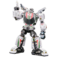 2019 MU 3D Metal Puzzle Robot 2 model DIY 3D Laser Cut Assemble Jigsaw Toys Desktop decoration GIFT For Audit with free shipping