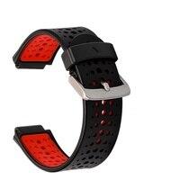 16mm Silikon Uhr Band Strap Fit Für Casio G Shock AW 590 591 AWG M100A M100B AWG M100 G 7700 AWG 100 AWG 101 auf