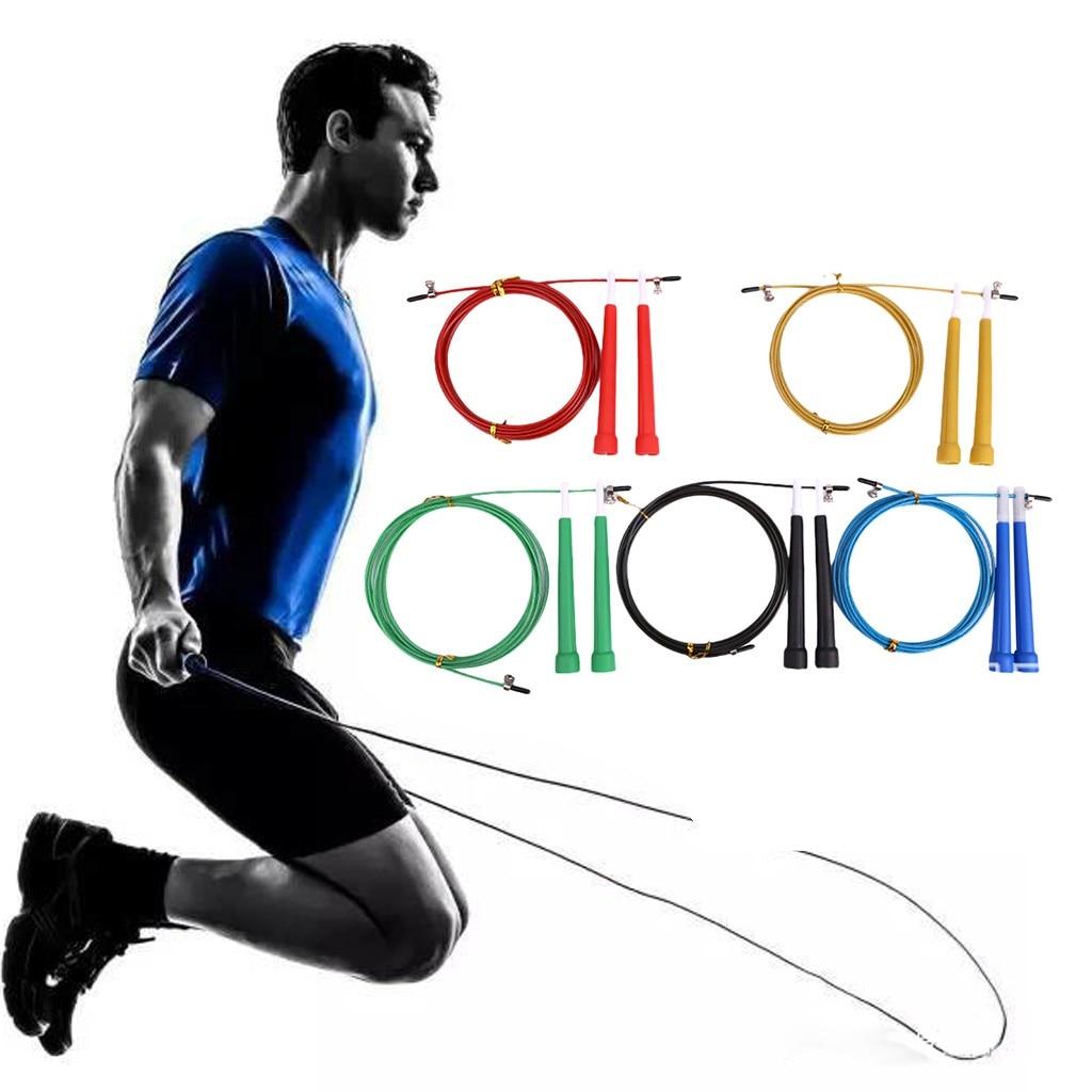 Быстрый Скакалка-блестящие скакалки-выносливые тренировки для бокса, ММА, боевых искусств, регулируемые для мужчин, женщин и мужчин