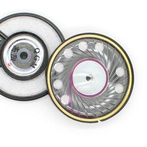 Image 3 - 50mm 320 ohm HiFi Fahrer Einheit OFC N42 Magnetische Hohe Widerstand Kopfhörer Audiophile Lautsprecher Kopfhörer DIY Fahrer