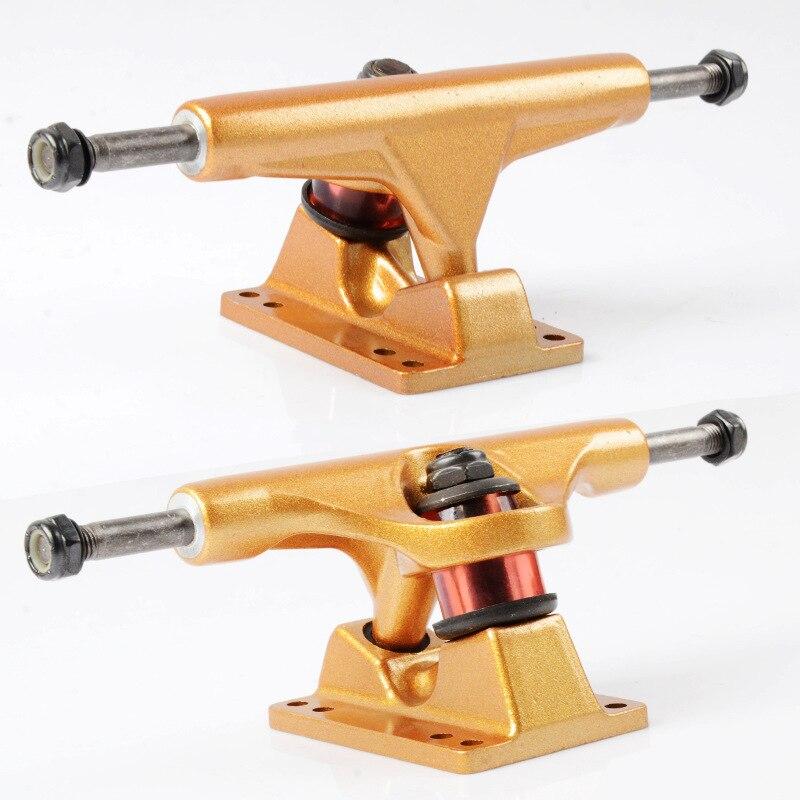 Профессиональные комбинированные колеса для скейтборда грузовиков