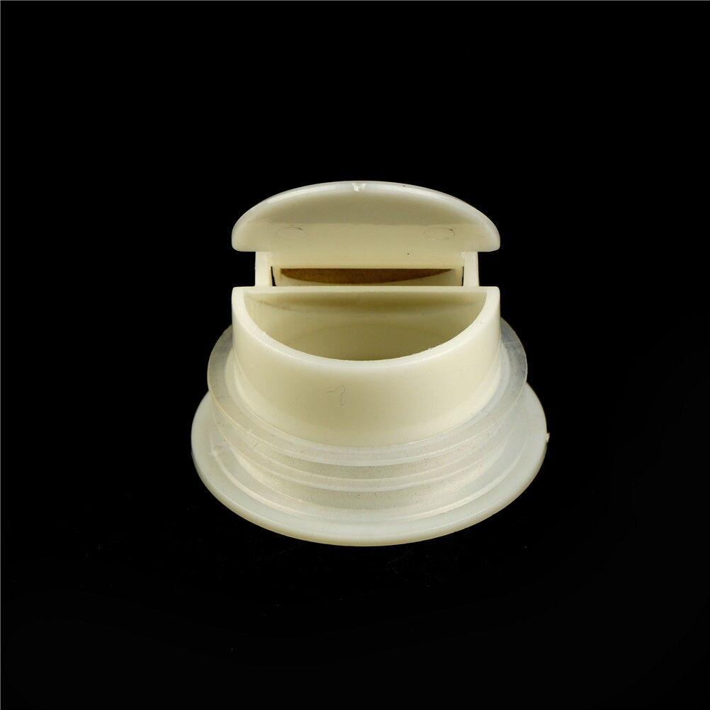 LWD Bouchon avec 2anneaux ronds pour trop-plein de lavabo ou évier–3pi
