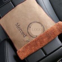 Салфетка для чистки автомобиля mercedes benz для amg w203 w204 w205 w212 w213 w176 w117 gla аксессуары для интерьера автомобиля украшение экстерьера