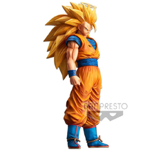 Model-Toys Gros-Figurals Collection Dragon-Ball 28cm Anime Goku Ssj3 Grandista Original Banpresto