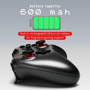 Image 3 - Contrôleur de jeu de grenouille de données pour la manette sans fil de Bluetooth de commutateur de Nintendo pour la manette de double vibration de commutateur de nintention pour le PC/PS3