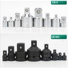 CR-MO Impatto Socket Adattatore CR-V Chiave A Cricchetto Presa Convertitore 1/2-3/8 3/8-1/4 3/4-1/2 Unità per strumenti di Riparazione auto