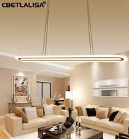 LED. Lustre moderne de LED à la maison pour le salon, cuisine, blanc, lustre superbe de LED de ca 110 V 220 V 50%