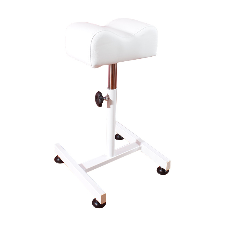 New Foot Bath Pedicure  Tool Bracket Beauty Massage SPA Chair Nail Stand Soft And Comfortable Synthetic Leather