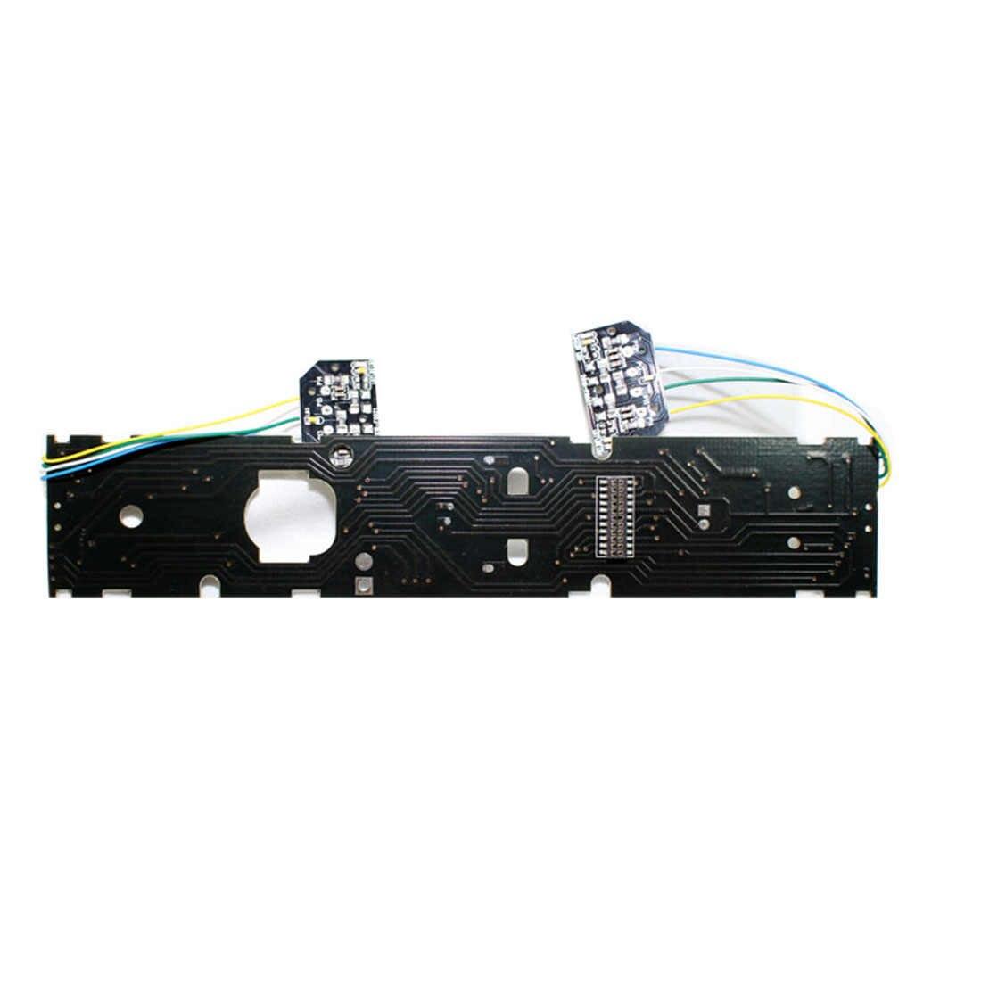 HO 1: 87 skala Model pociągu PCB płytka drukowana z LED światło dźwięk dla piaskownica stołowa-wersja do aktualizacji