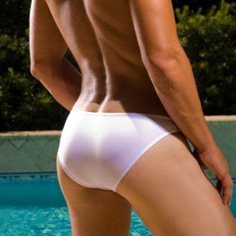 Bulge-Enhancing Unlined Men/'s Bikini swimwear briefs