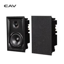 CAV MW 30 2/3 шт. потолочный динамик для домашнего кинотеатра, музыкальный динамик, система объемного звучания, Портативная установка, 2 шт.