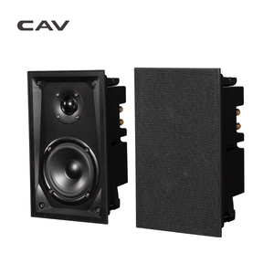 Image 1 - CAV MW 30 2/3pcs Home Theater Ceiling Speaker Music Speakers Surround Sound System Caixa De Som Portable Installation 2Pcs
