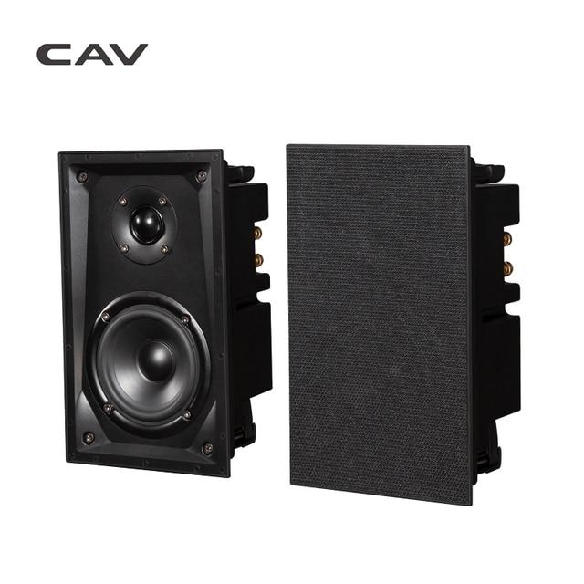 CAV MW 30 2/3pcs Home Theater Ceiling Speaker Music Speakers Surround Sound System Caixa De Som Portable Installation 2Pcs