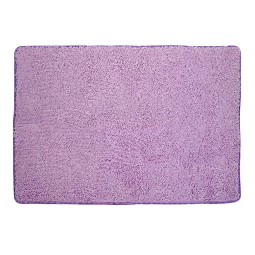 Large 160*230cm Bedroom Carpet Plush Shaggy Soft Carpet Area Rugs Floor Mats Home Warm Plush Floor Rugs fluffy Mats|Carpet| |  - title=