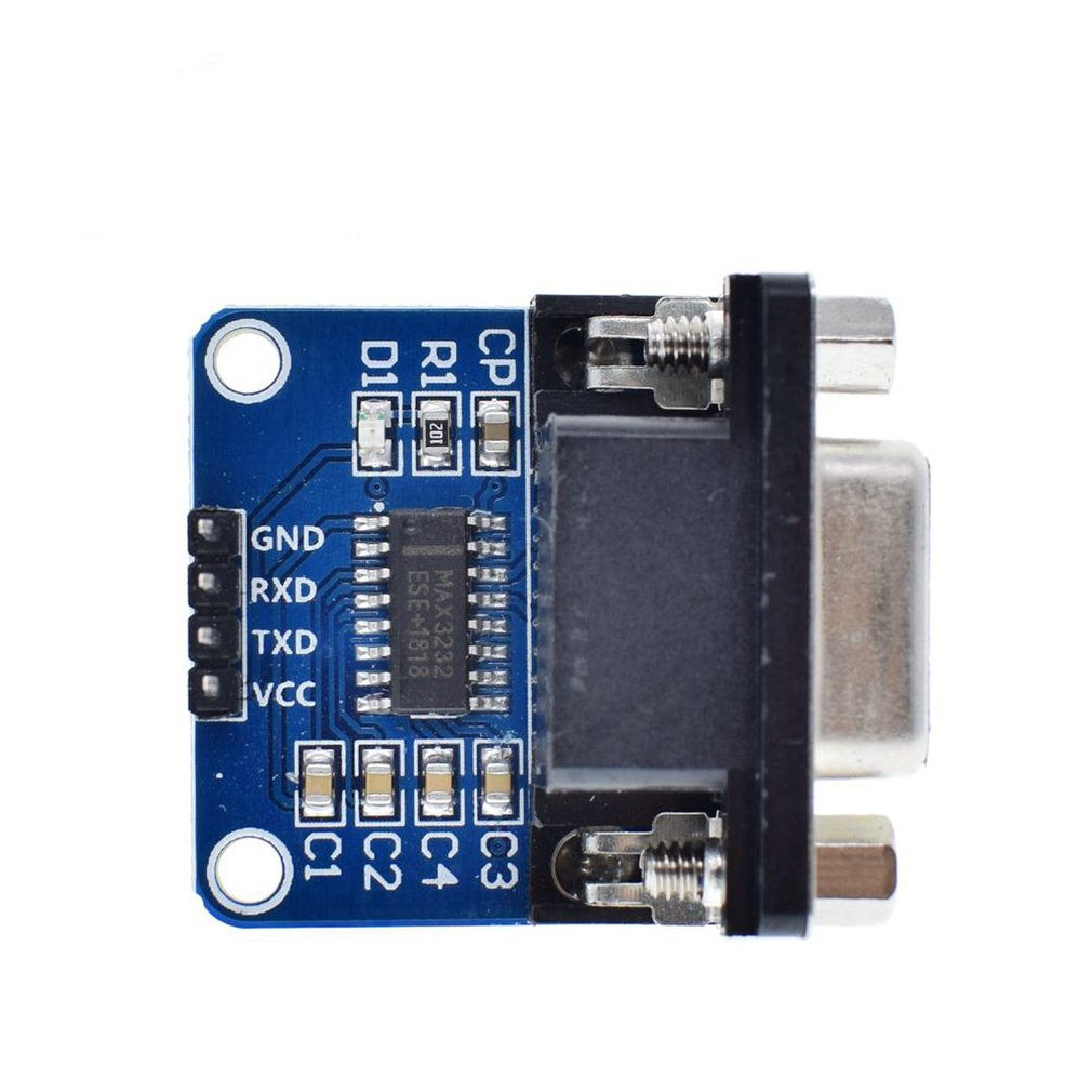A140 Rs232 To Ttl / Female Serial Port To Ttl / Serial Module / Brush Board Max3232 Chip High Quality