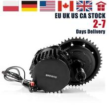 Bafang Средний приводной двигатель BBS01B BBS02B BBSHD комплект для переоборудования электрического велосипеда 36 в 48 в 250 Вт 350 Вт 500 Вт 750 Вт 1000 Вт бесщет...