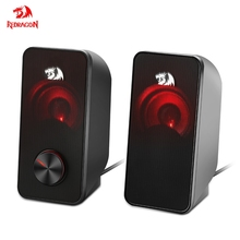 Redragon GS550 aux 3.5mm stereo surround muzyka inteligentne głośniki kolumna sound bar dla komputera domowego PC notebook TV głośniki