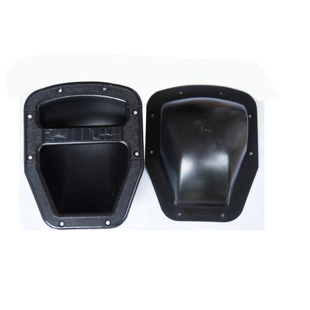 Finlemho DJ haut-parleur poignées ligne rangée armoire accessoires Q1 pour professionnel Audio Qsub Subwoofer Woofer Home cinéma H103 2PC