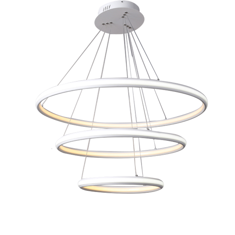 2019 Wholesale Factory Price Larger Ring Pendant Light Fixtures White Hanging Lights Scandinavian scandinavian|Pendant Lights| |  - title=