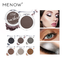 Cosmetic Eyes Makeup Single Metallic Eyeshadow Palette E425  Makeup Pallete Sent At Random