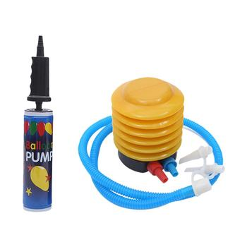 Outdoor Portable Foot Balloon Air Pump Inflate Pump Hand Held Air Pump Pool Inflator Tool for Swimming Rings Air Pump inflator pump pool for inflatable air hand pump swimming portable pool air