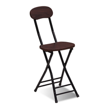 лучшая цена Modern Folding Stool Restaurant Dining Chair Indoor Office Meeting Computer Stool Nordic Home Bedroom Learning Folding Stool