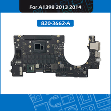 2013 2014 Laptop A1398 Logic Board i7 2,0 2,2 2,3 2,8 GHZ 16GB 820-3662-A für Macbook Pro Retina 15 \